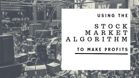 stock market algorithm